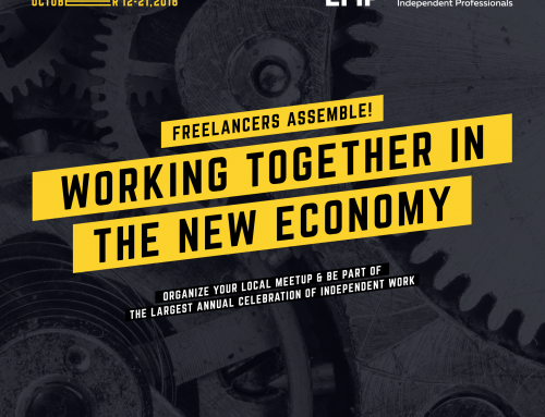12-16 Oct: European Freelancers Week Stockholm 2018
