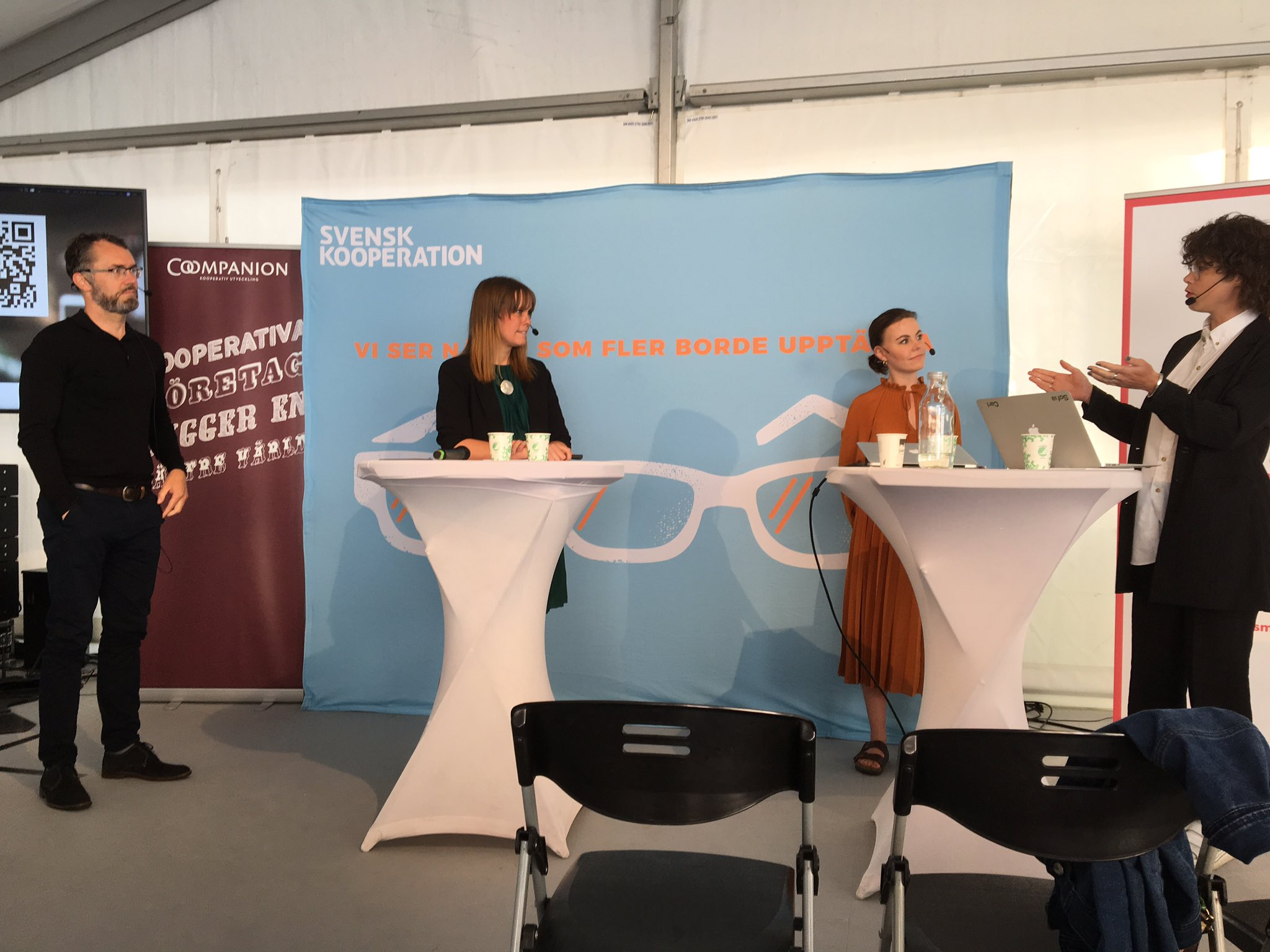 Smart i Almedalen 2019: Är framtidens företagande kooperativt?