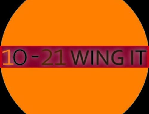 10-21 WING IT- föreställning under hösten 2021